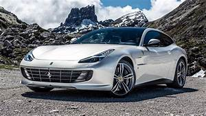 Ferrari GTC4Lusso 4KSimilar Car Wallpapers Wallpaper