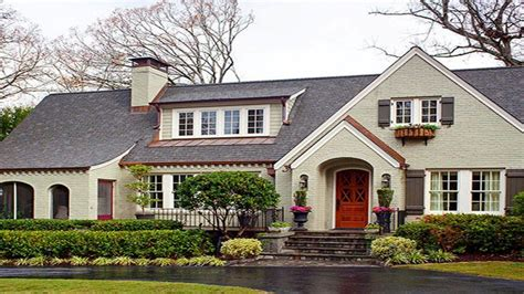 home exterior paint schemes exterior color with wood