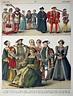 中世ヨーロッパ 貴族や王の服装(時代別) - イギリス・ウェールズの歴史ーカムログ