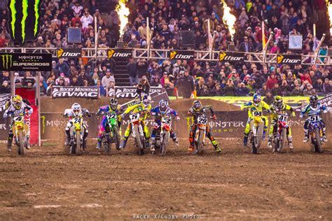 racer x online motocross supercross news race day feed anaheim 1 supercross racer x online