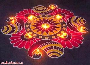 Top Rangoli Designs for Competition with Themes: Prize