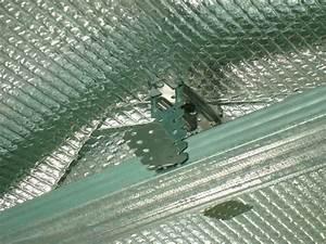 Montáž parozábrany pod sádrokarton