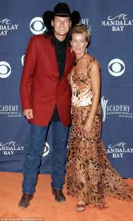 blake shelton first wife blake shelton is in a good place after split from wife