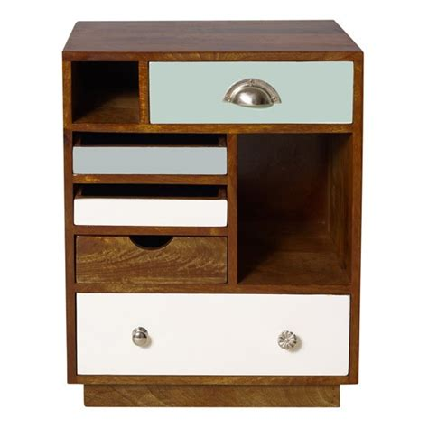 retro bedside table ls percy wood bedside cabinet retro trend home trends