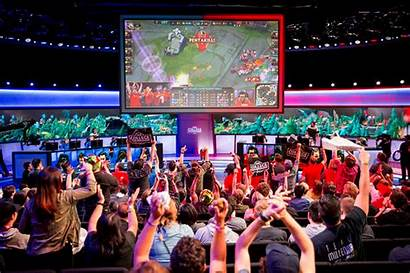 Esports Gaming League Legends Professional Riot Games