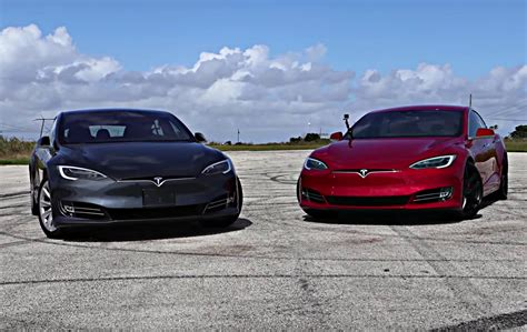 Model S P100d by Tesla Model S P100d Vs 100d Is It Worth The 36k
