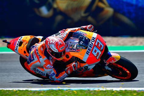 Jun 19, 2021 · johann zarco has taken pole position for the german motogp with a lap set just before he crashed his pramac ducati. MotoGP: Marquez wins crash-filled Spanish GP - BikesRepublic