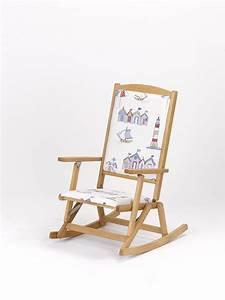 Chaise A Bascule Enfant : chaise bascule pour enfant en bois garc a hermanos ~ Teatrodelosmanantiales.com Idées de Décoration