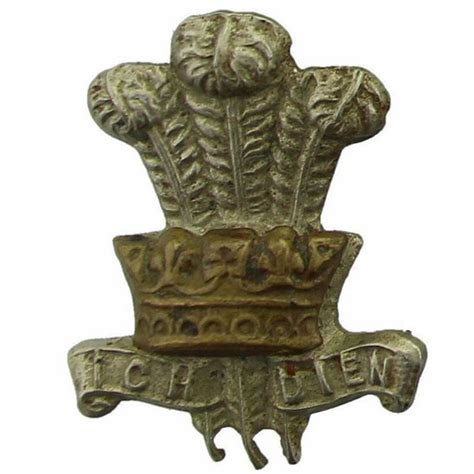 WW1 West Yorkshire Regiment Collar Badge
