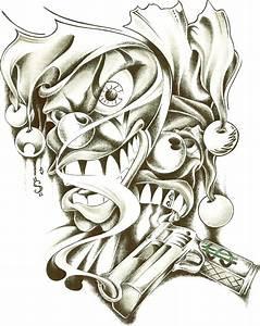 Judicious Jailbird: Money Hungry Clowns