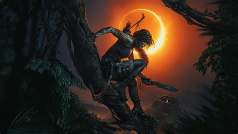 Sextant Shadow Of The Tomb Raider by Lara Croft Shadow Of The Tomb Raider Wallpapers Hd