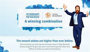 Club Total Points : wyndham rewards caesars entertainment 39 s total rewards partnership loyaltylobby ~ Medecine-chirurgie-esthetiques.com Avis de Voitures