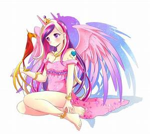 My Little Pony: Princess Cadance by Rurutia8 on DeviantArt