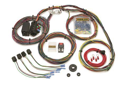 Painless Wiring Circuit Universal Harness