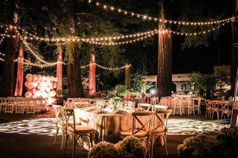 redwood wedding venues   bay area  plaza