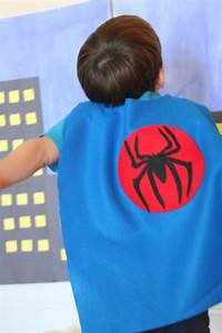 how to easy no sew superhero capes products i love With diy superhero cape template