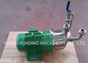 China Lhz220 Centrifugal Mixing Pump