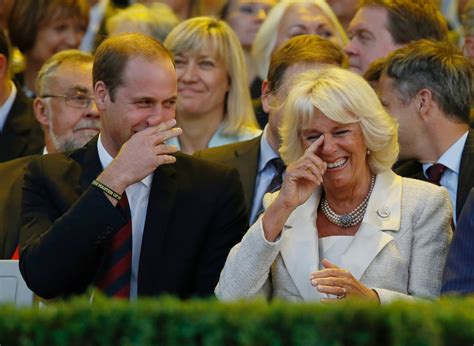 whats prince william laughing  picture prince