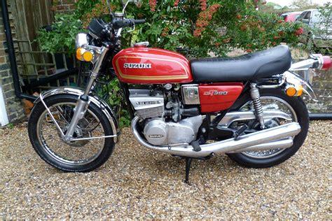 Suzuki Gt380 by Suzuki Gt380 1976