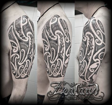 Maori Tattoo Gallery  Zealand Tattoo