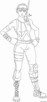 Fortnite Coloring Ops Skin Snorkel Printable Fort Cartoon Mchenry Drawings Hi Adults Template sketch template