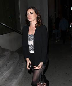 PHOEBE TONKIN at Catch LA in West Hollyeood 03/10/2017 ...