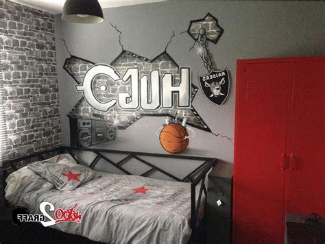 d馗oration murale chambre ado chambre deco d 233 coration chambre ado urbain
