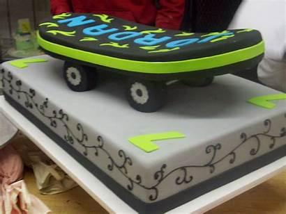 Skateboard Cakes Cake Birthday Party Flickr Skate