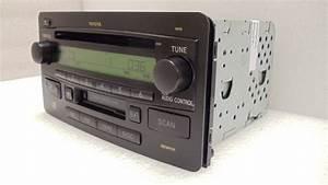 Radio Cd Kassette : toyota tundra sequoia jbl am fm radio stereo tape cassette ~ Jslefanu.com Haus und Dekorationen