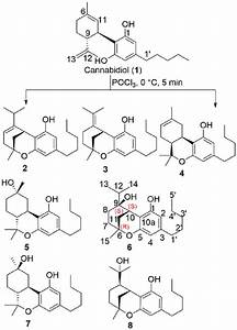 Reagents And Conditions  Cbd  1 G  3 01 Mmol   Pocl 3  3