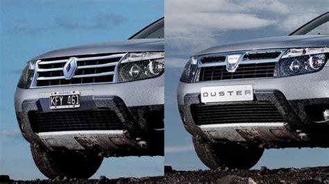 Renault Duster Vs Dacia Duster