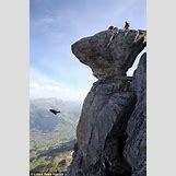 Woman Jumping Off Cliff | 470 x 708 jpeg 92kB
