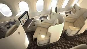 SAUDIA new Boeing 787-9 Dreamliner interior | Doovi