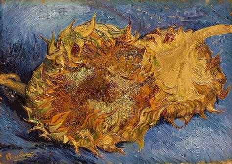 vincent gogh artwork file vincent gogh sunflowers metropolitan museum of