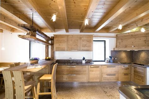 arredamento moderno  legno falegnameria hermann