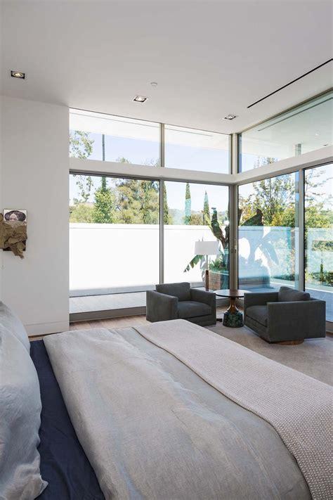 luxury los angeles house  rooftop decks modern house