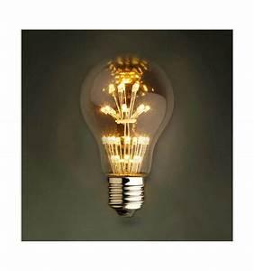 Ampoule E27 Led : ampoule filament led 3w e27 blanc chaud kosilum ~ Edinachiropracticcenter.com Idées de Décoration