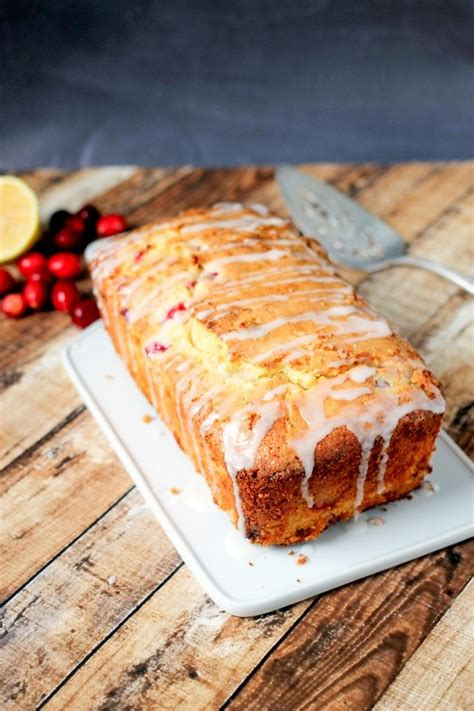 The best meatloaf recipe that's so moist and savory! Cranberry Lemon Loaf | Recipe | Lemon loaf, Cranberry recipes, Desserts