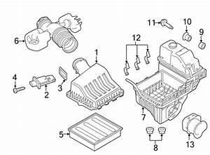Ford F-150 Ring  Air  Sensor  Mass  Seal