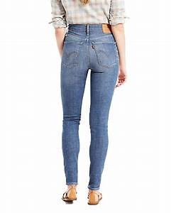Levis Mile high super skinny jeans shut the front door ...