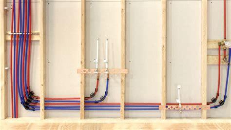 Pex Plumbing by Pex Plumbing Radiant Heating Systems