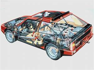 Lancia Delta S4 Engine - image #42