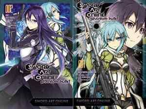 sword art  phantom bullet vol   english
