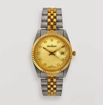 Vintage Peugeot Watches by Tres Bien Ensemble Retro Wrist