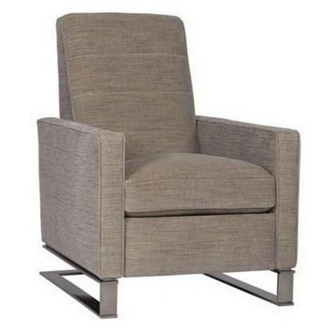 Modern Recliner Vanguard Furniture Upholstery