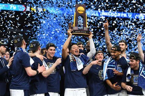 villanova wins ncaa mens basketball championship wsj