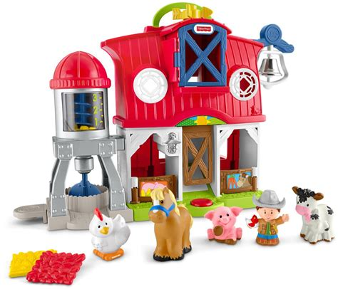 Amazon.com: Fisher-Price Little People Caring for Animals