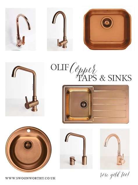 copper kitchen sink uk the best source for gold copper and black taps in the uk 5797