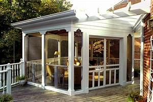 Enclosed porch designs with deck karenefoley porch and for Porch interior ideas uk