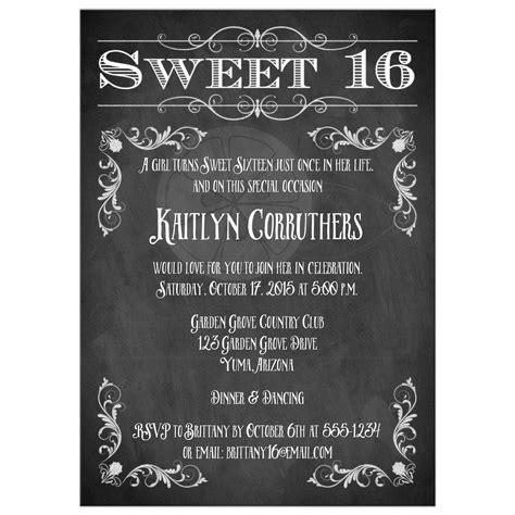 sweet  birthday invitations bagvania